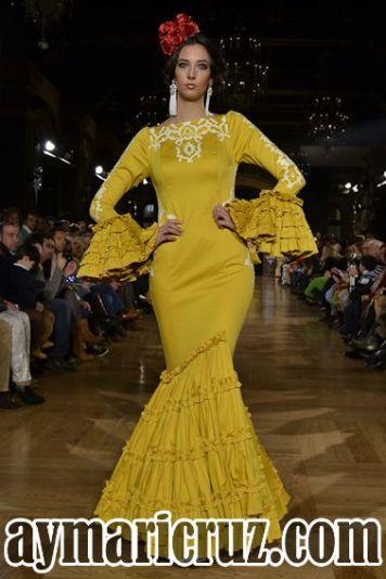Todo Ideas en trajes de flamenca canasteros
