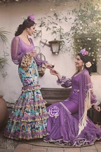 Todo Ideas en trajes de flamenca de niñas monas