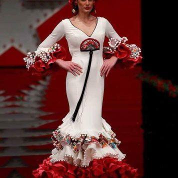 Todo Ideas en trajes de flamenca juvenil blanco