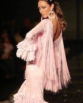 Todo Ideas en trajes de flamenca niñas pastel