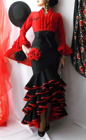 Todo Ideas en trajes de flamenca sevilla