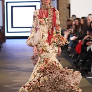 Todo Ideas en trajes de gitana flores