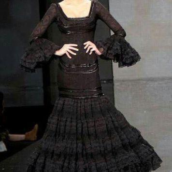 Todo Ideas en trajes flamenca segunda mano negro