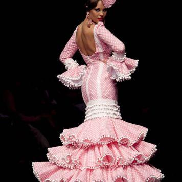 Todo Ideas en vestido flamenca niña rosa