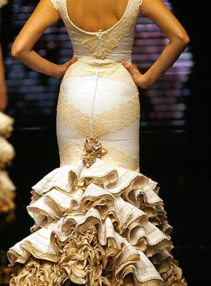 Todo Ideas en vestidos boda gitana encaje