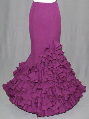 Todo Ideas en vestidos de flamenca falda