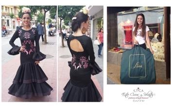 Todo Ideas en vestidos de novia flamenca negro