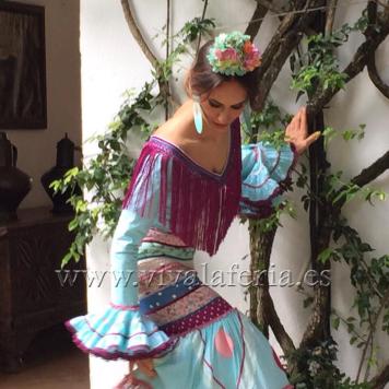 Todo Ideas en vestidos flamenca niñas alegres