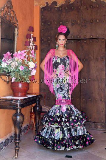 Todo Ideas en vicky martin berrocal moda flamenca
