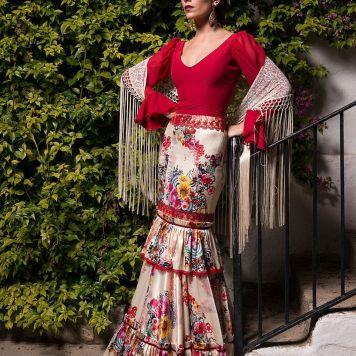 Todo Ideas en yolanda moda flamenca