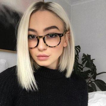 Gafas de Sol segun Cara, Tinte y Peinado Glass Hair