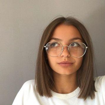 Gafas de Sol segun Cara, Tinte y Peinado Lacio