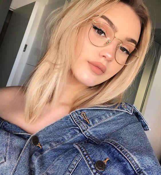 Gafas de Sol segun Cara, Tinte y Peinado Media Melena