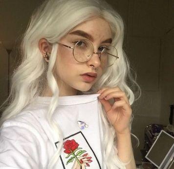 Gafas de Sol segun Cara, Tinte y Peinado Raya al Centro