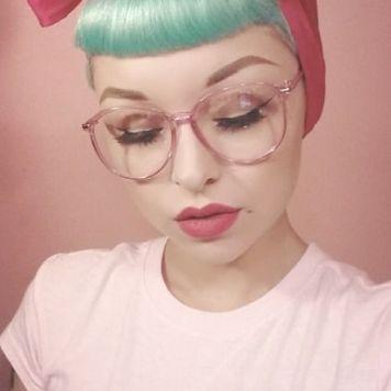 Gafas de Sol segun Cara, Tinte y Peinado Vintage