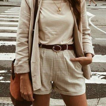 Moda joven Mujer Pantalones Cortos