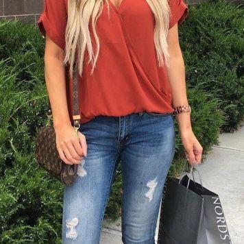 Moda joven Mujer Pantalones Vaqueros Juveniles