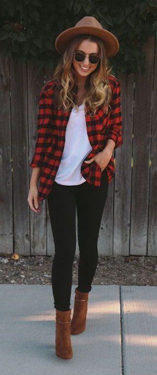 Moda joven Mujer Pantalones Vaqueros Negros