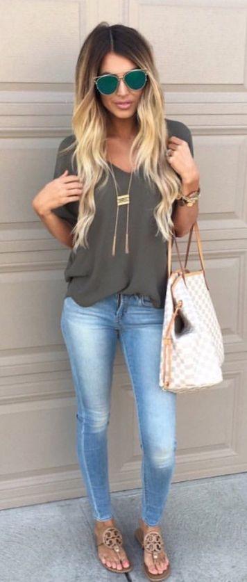 Moda joven Mujer Pantalones Vaqueros Tendencia