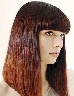 La Tendencia de Corte de pelo y Peinado que se impone, el Long bob con peinados de bodas