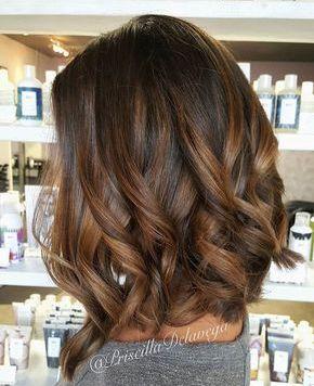 La Tendencia de Corte de pelo y Peinado que se impone, el Long bob con peinados faciles