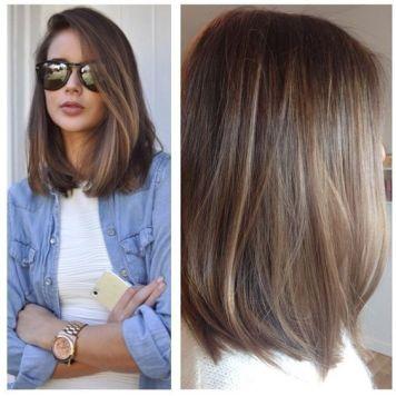La Tendencia de Corte de pelo y Peinado que se impone, el Long bob con peinados para fiestas
