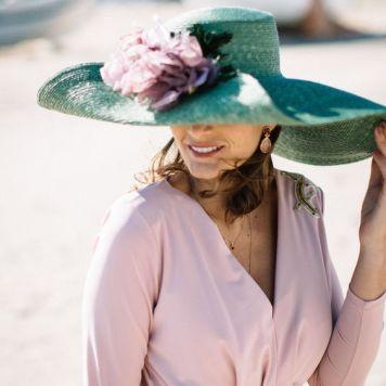 Pamelas y Sombreros para Bodas que gustan Carcabuey