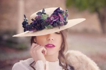Pamelas y Sombreros para Bodas que gustan Iznajar