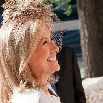 Ser la Madrina Ideal con Tocado, Mantilla o Sombrero para Bautizo