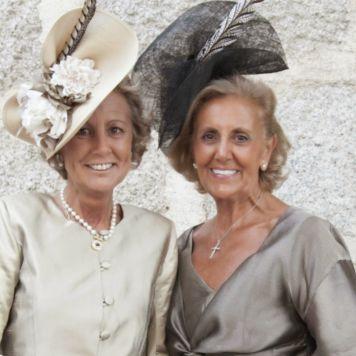 Ser la Madrina Ideal con Tocado, Mantilla o Sombrero Perfecto