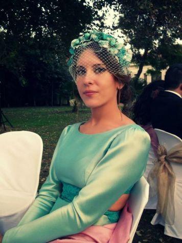 Vestidos con Peinados que sirven para Invitadas y Madrinas de Boda Cañete de las Torres