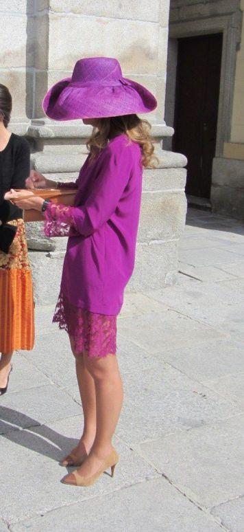 Vestidos con Peinados que sirven para Invitadas y Madrinas de Boda Fuente Palmera