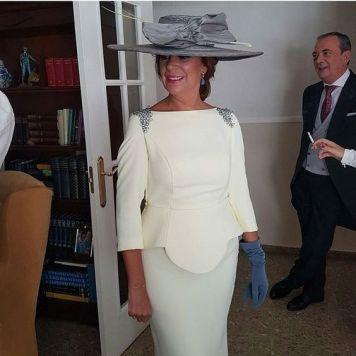 Vestidos con Peinados que sirven para Invitadas y Madrinas de Boda Iznajar