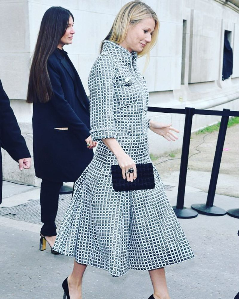 Vestidos y Peinados de Celebrities a la moda Cardeña