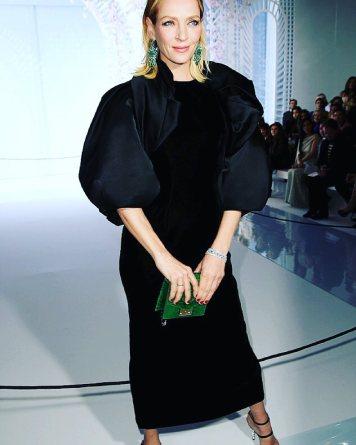 Vestidos y Peinados de Celebrities a la moda Pedroche