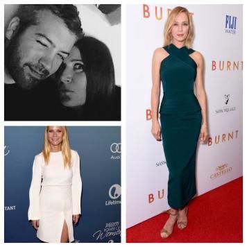 Vestidos y Peinados de Celebrities a la moda Villaralto