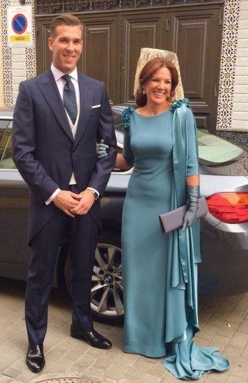 Vestidos y Peinados de Madrinas de Honor Almodovar del Rio