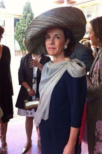 Vestidos y Peinados de Madrinas de Honor Puente Genil