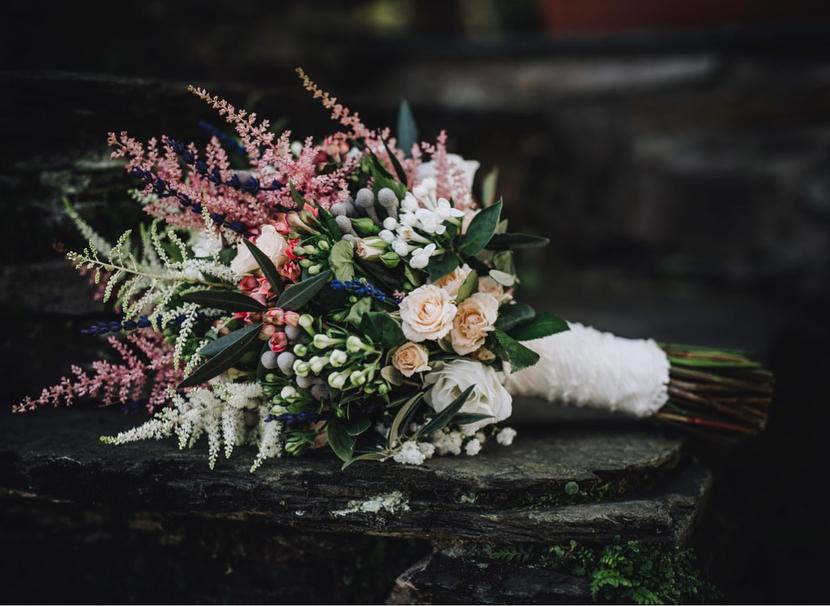 25 Ramos de Novia Romanticos que te Enamoraran (14)