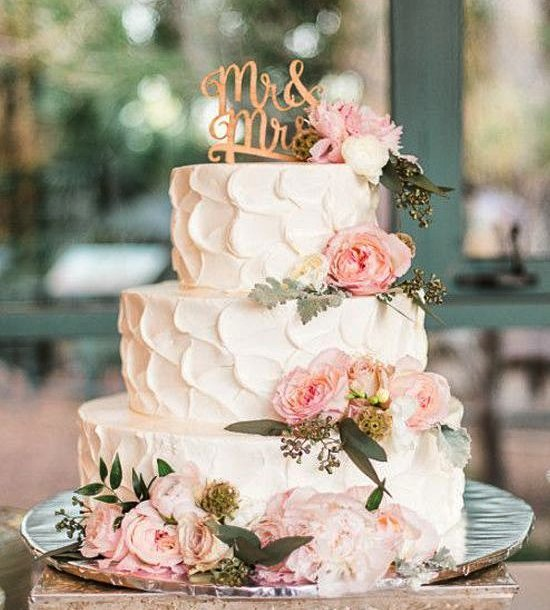 Tartas Romanticas de Aniversario de Boda (17)