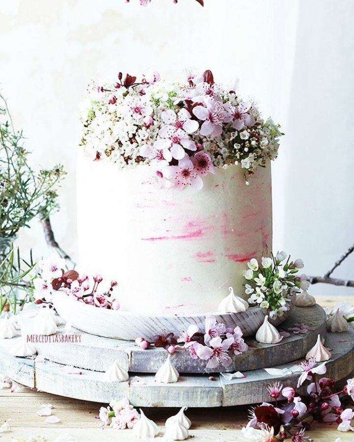 Tartas Romanticas de Aniversario de Boda (6)