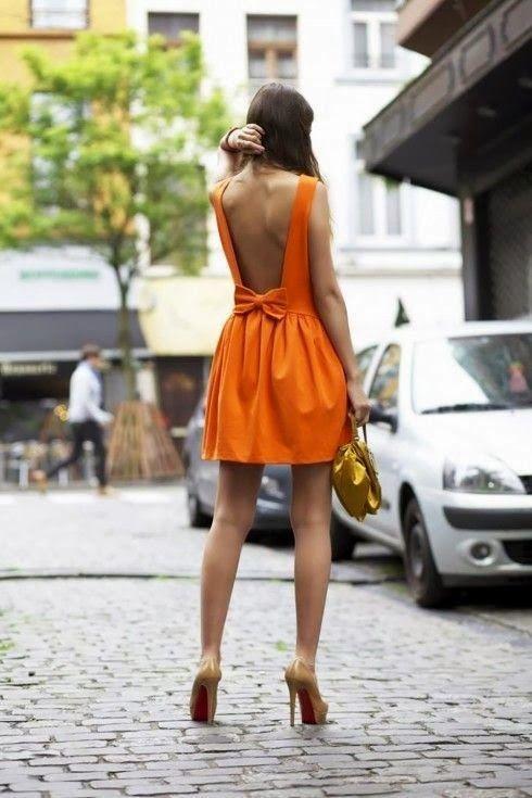 Vestidos cortos de Espalda al Aire (2)