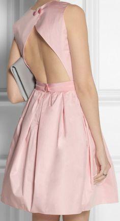 Vestidos cortos de Espalda al Aire (5)