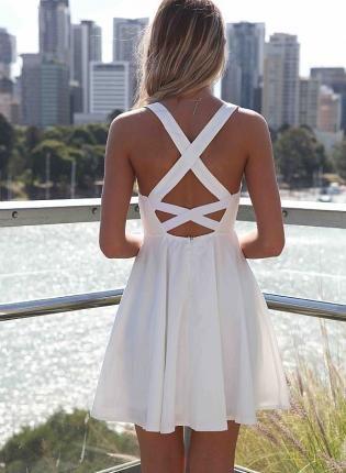 Vestidos cortos de Espalda al Aire (7)