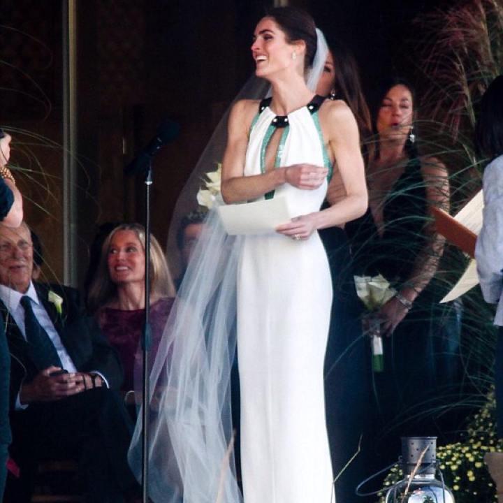 Vestidos de Celebridades como invitados y Novia