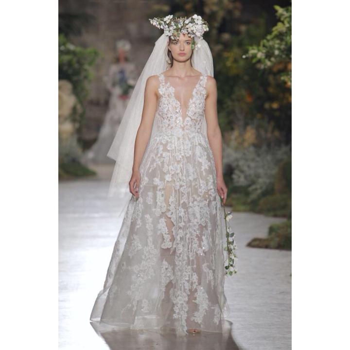 Complementos para Cabello Semirecogido en novias Romanticas (13)