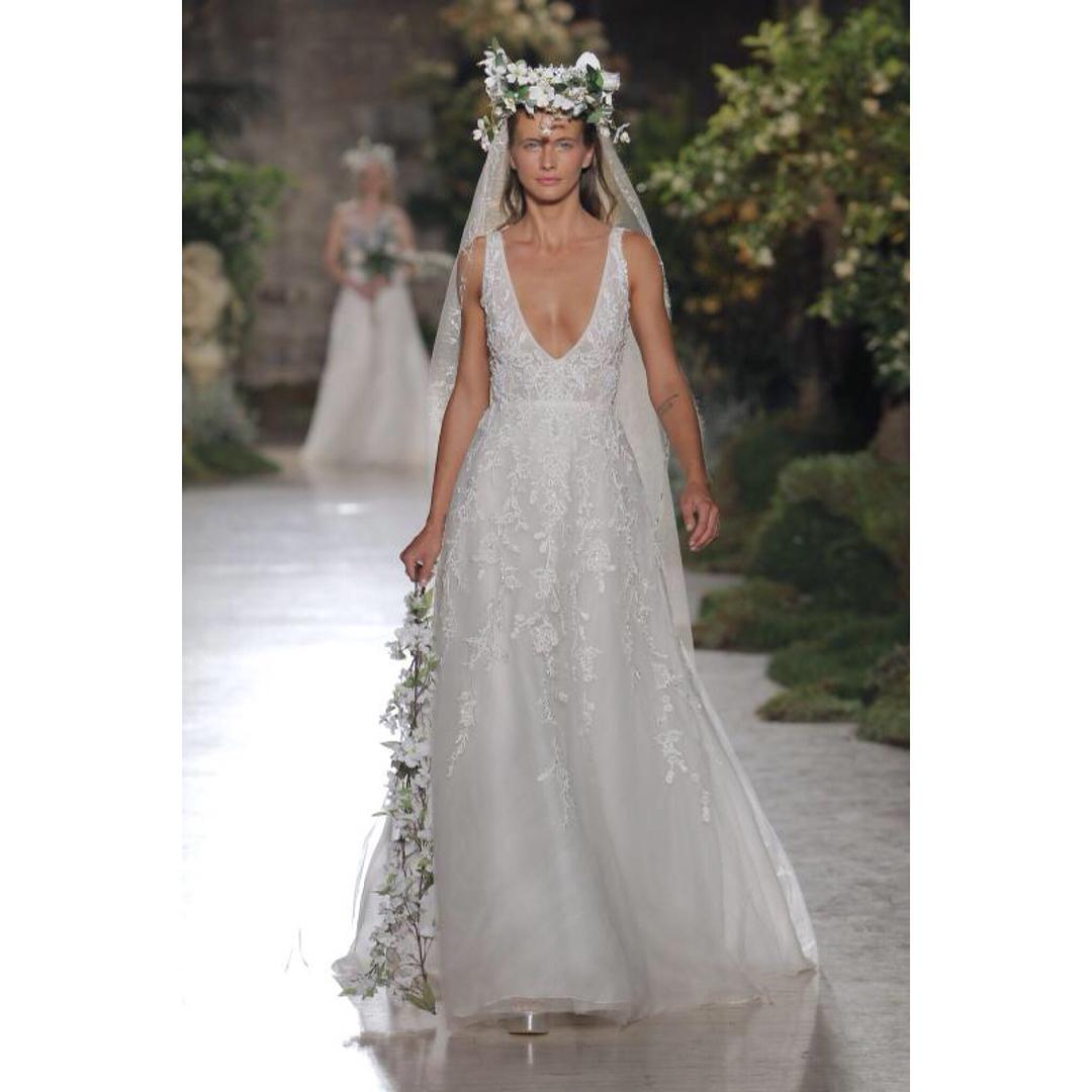 Complementos para Cabello Semirecogido en novias Romanticas (15)