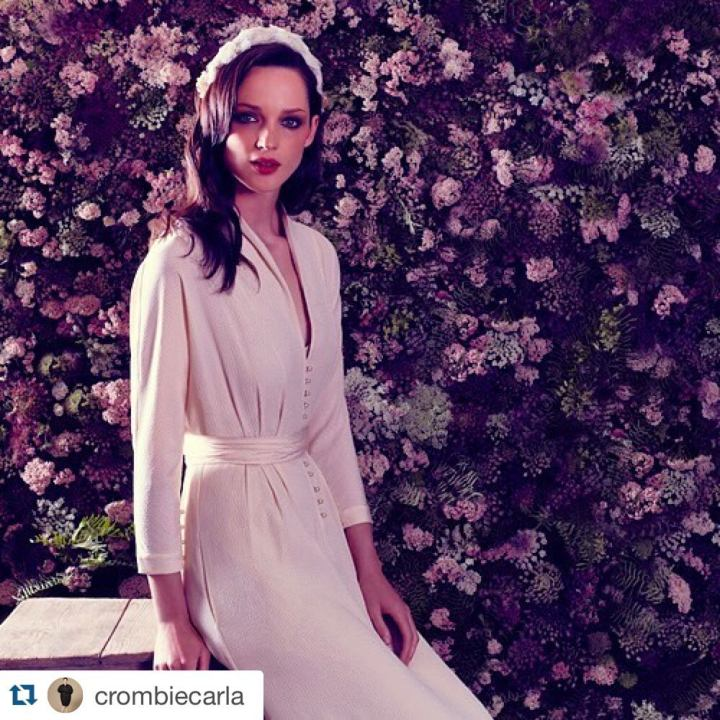 Complementos para Cabello Semirecogido en novias Romanticas (4)
