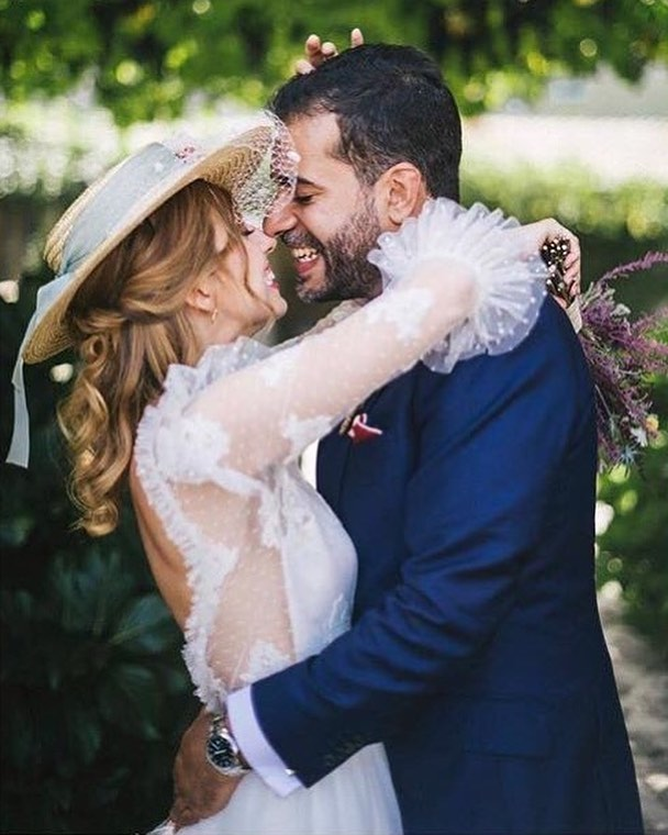 Complementos para Cabello Semirecogido en novias Romanticas (7)
