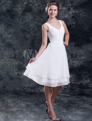 Peinados Recogidos para Vestidos de novia Cortos (15)